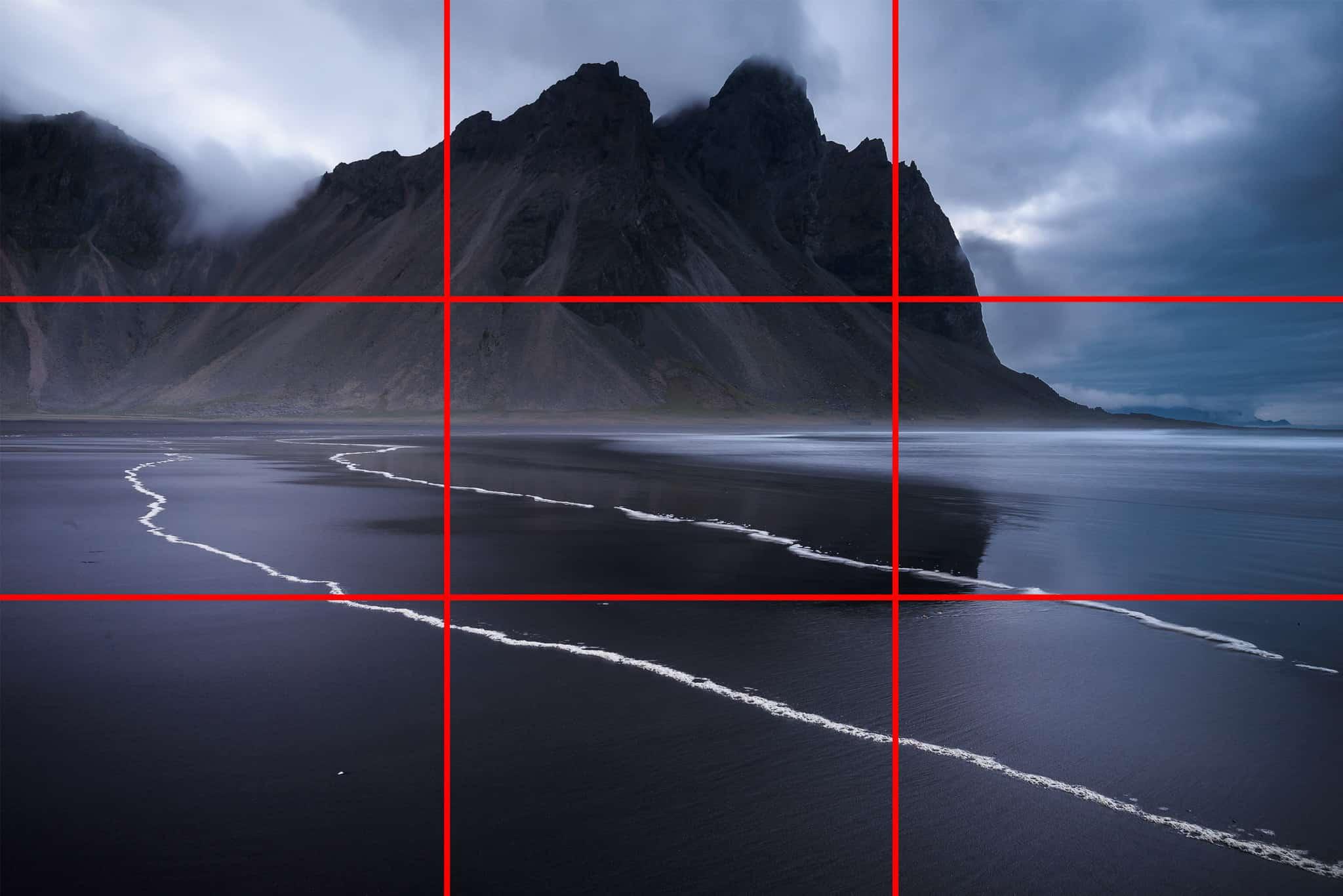 Avoid Center Framing – photography tip
