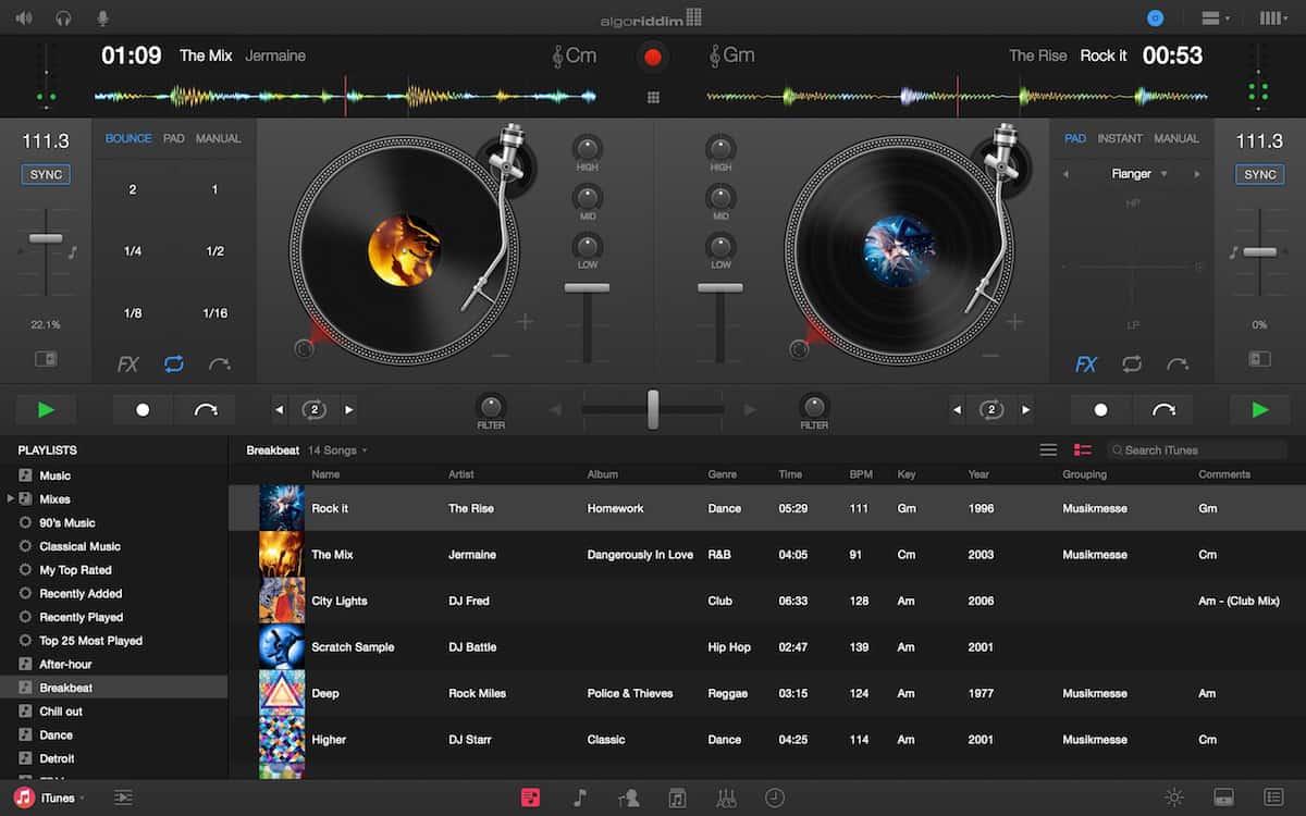 Be The DJ – spotify tip