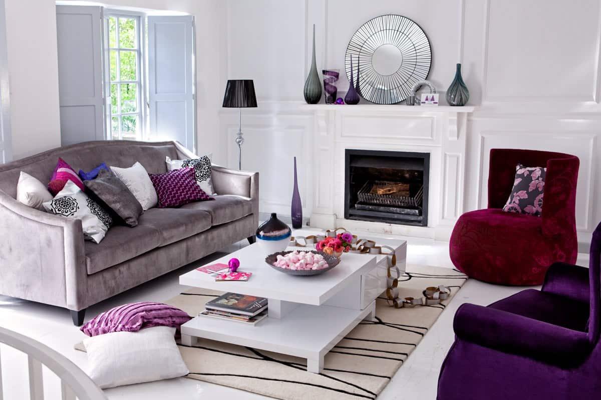 Bejewel – living room idea