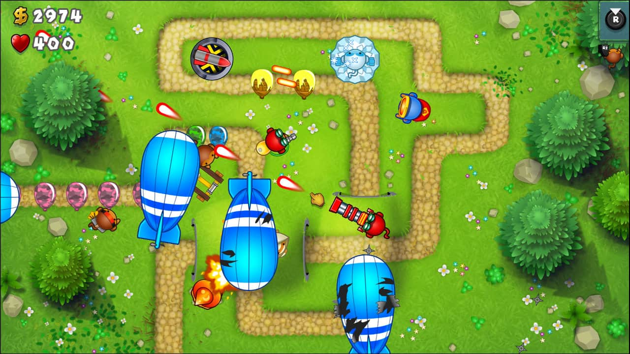 Bloons TD – browser game
