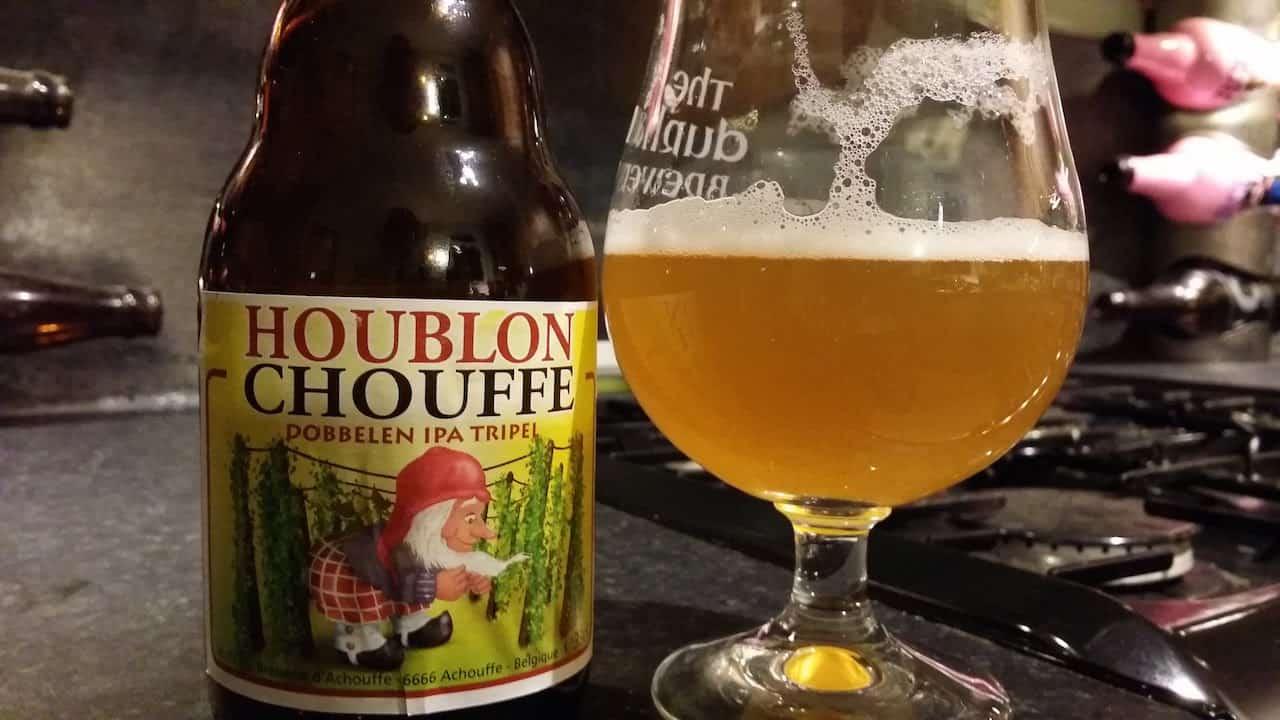 Brasserie d'Achouffe La Chouffe – best tasting beer