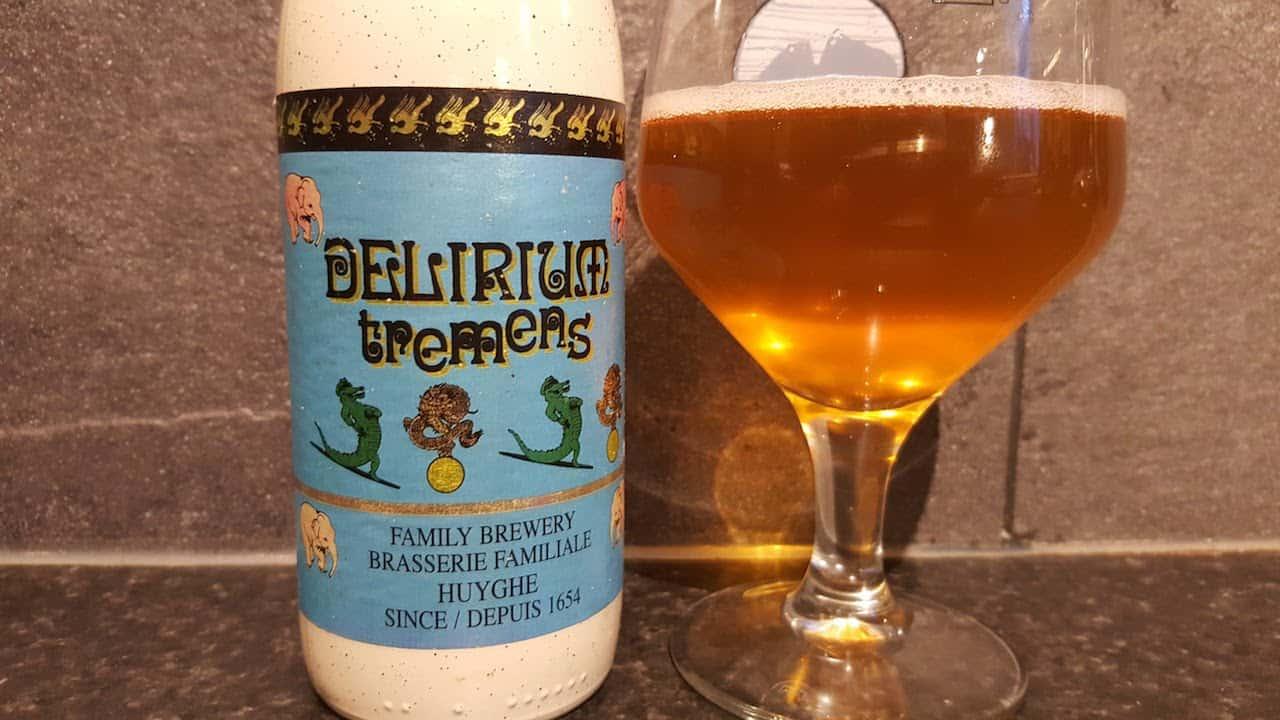 Brouwerij Huyghe's Delirium Tremens – best tasting beer
