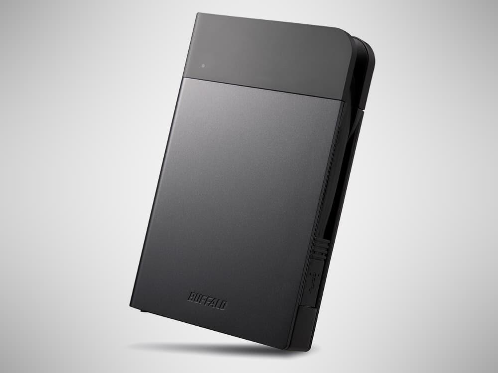 Buffalo MiniStation Extreme NFC – external hard drive