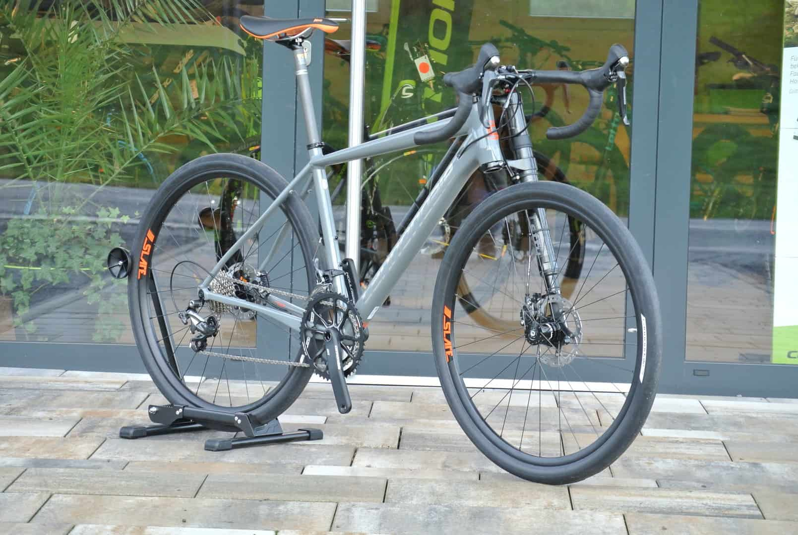 Cannondale Slate Ultegra – gravel bike