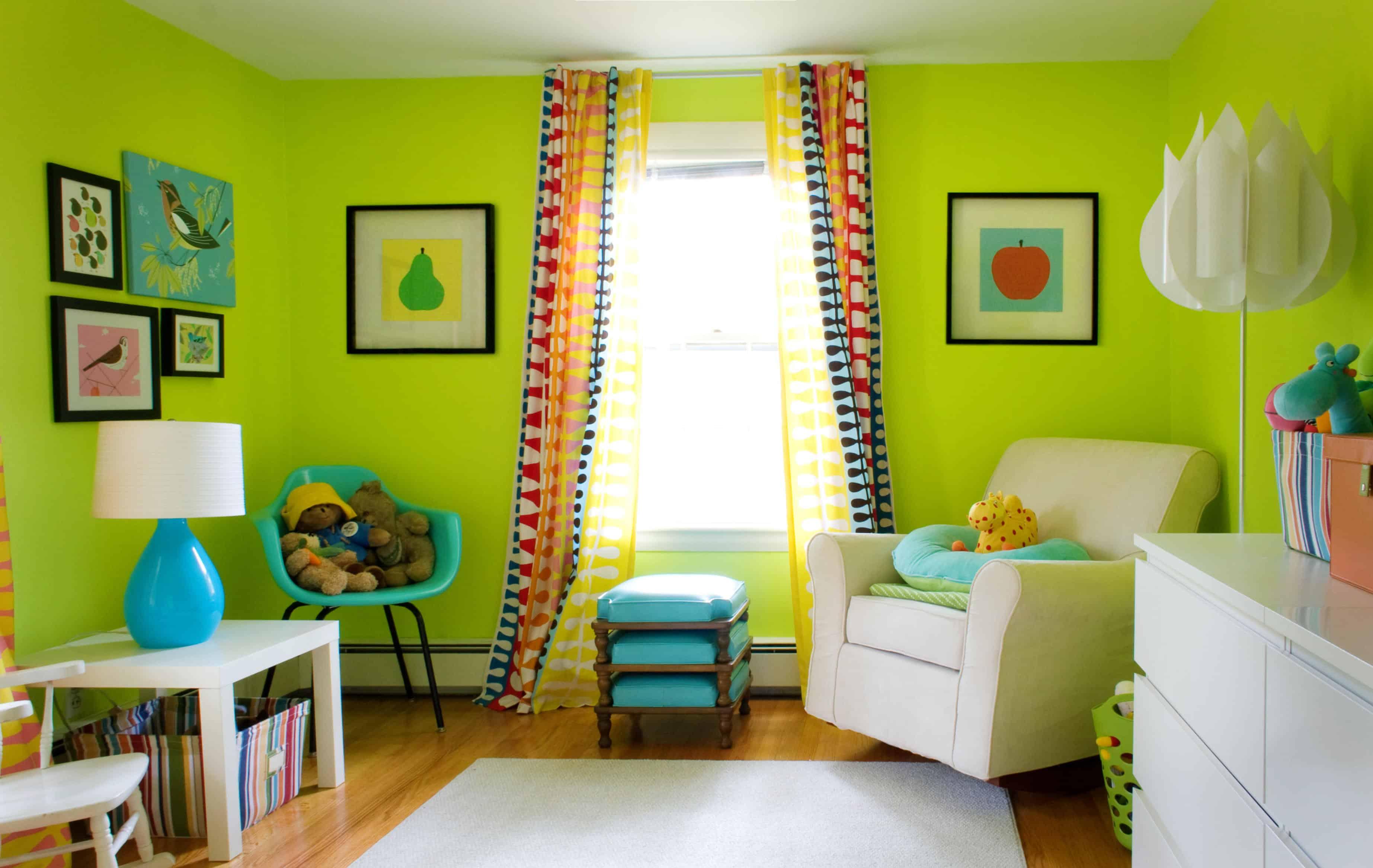Child Labor – living room idea