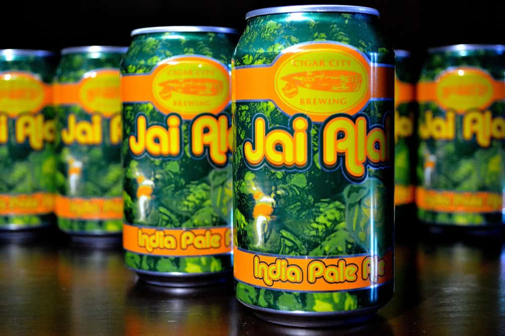 Cigar City's Jai Alai – best tasting beer