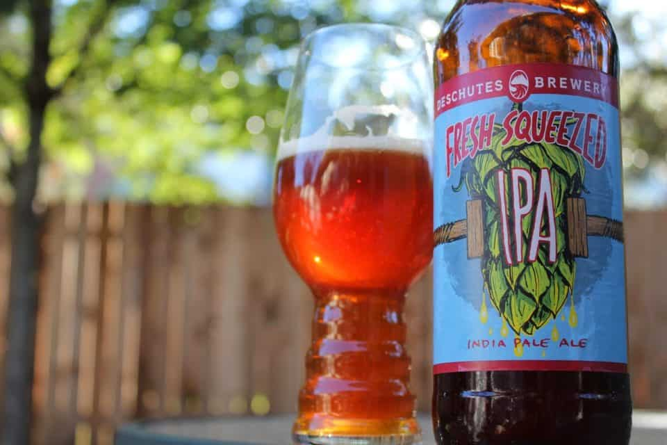 Deschutes Fresh Squeezed best tasting beer 960x640 Hops, Malt, and Happiness: The 19 Best Tasting Beers