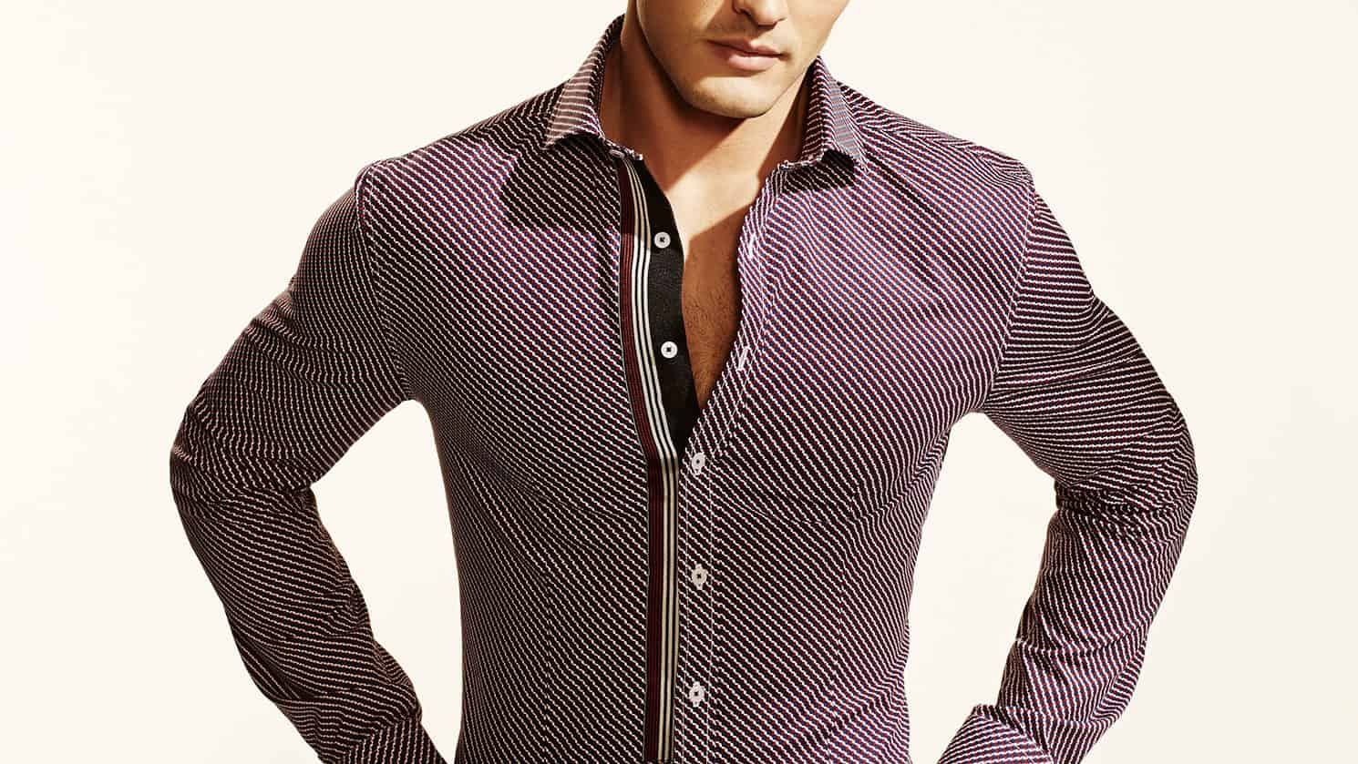Don't Show Too Much – men dress for body type
