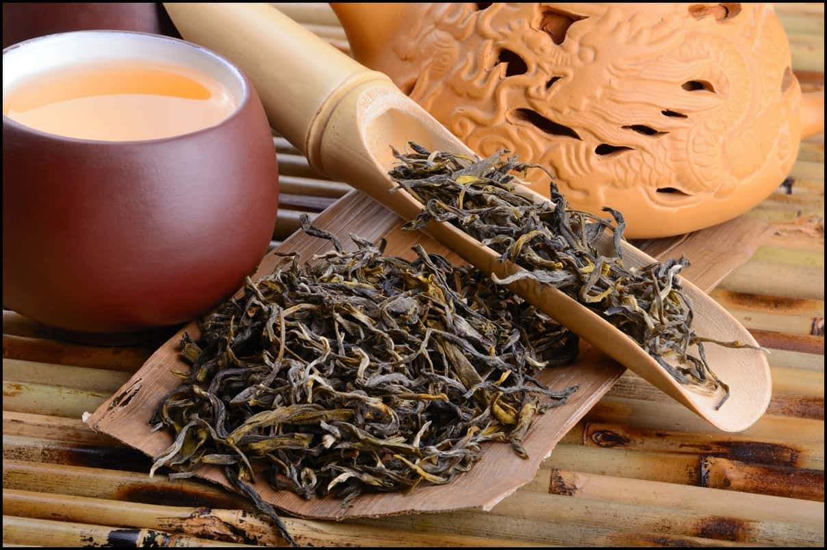 Drink Black or Green Tea – lose weight fast