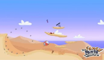 Fancy Pants Adventure browser game 345x200 17 Best Browser Games To Waste Time At Work