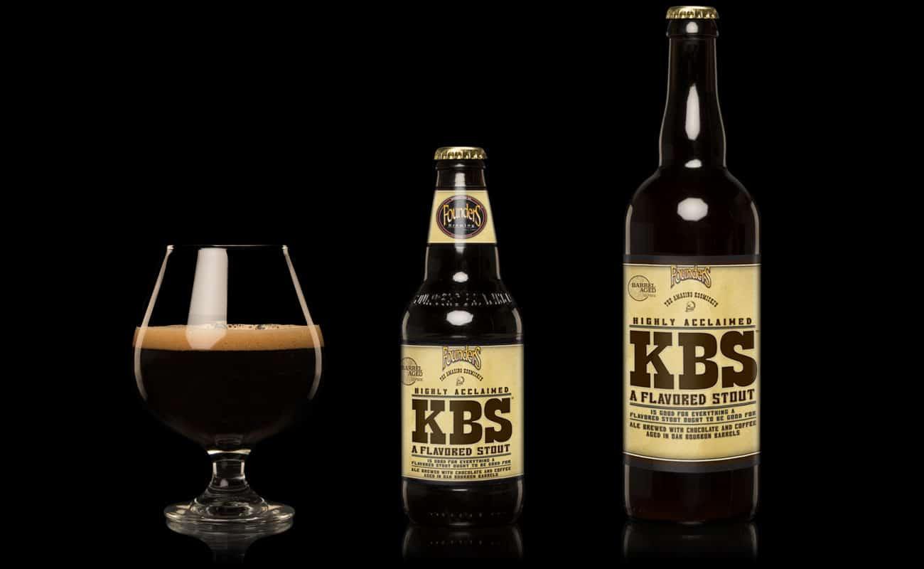 Founders Kentucky Breakfast Stout – best tasting beer