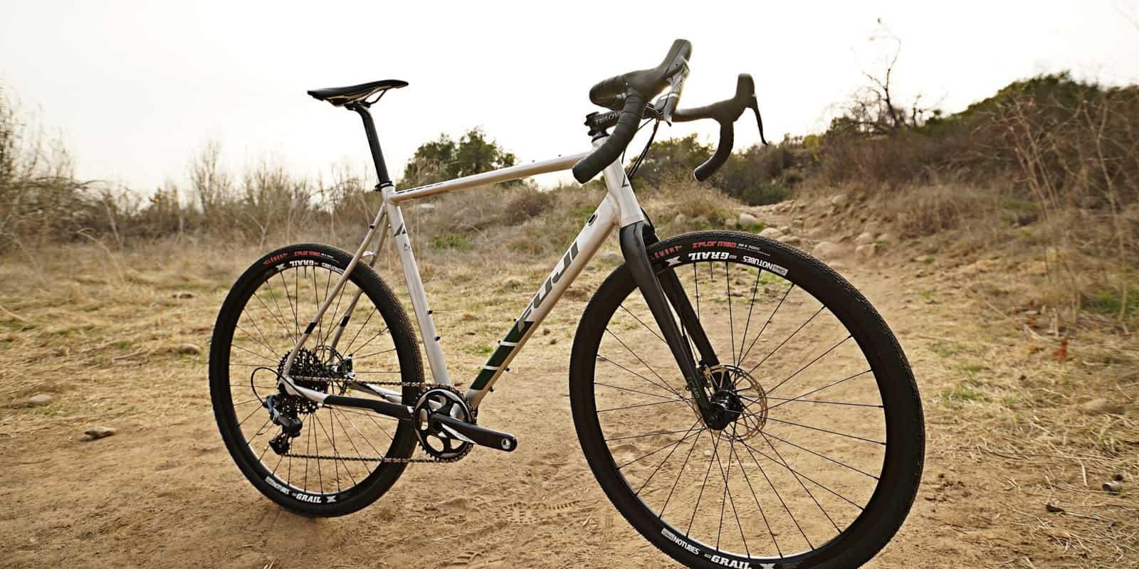 Fuji Jari 1.1 – gravel bike