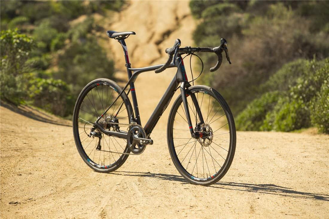 GT Grade Carbon Ultegra – gravel bike