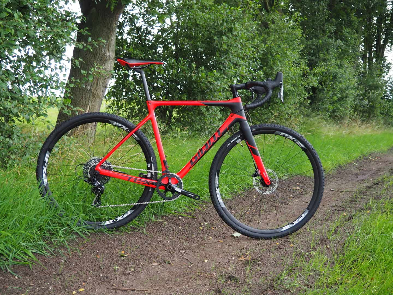Giant TCX Advanced SX – gravel bike