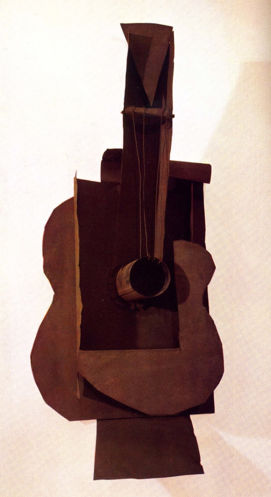 Guitar – famous sculpture