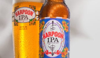 Harpoon IPA shower beer 345x200 Down the Drain: The 19 Best Shower Beers
