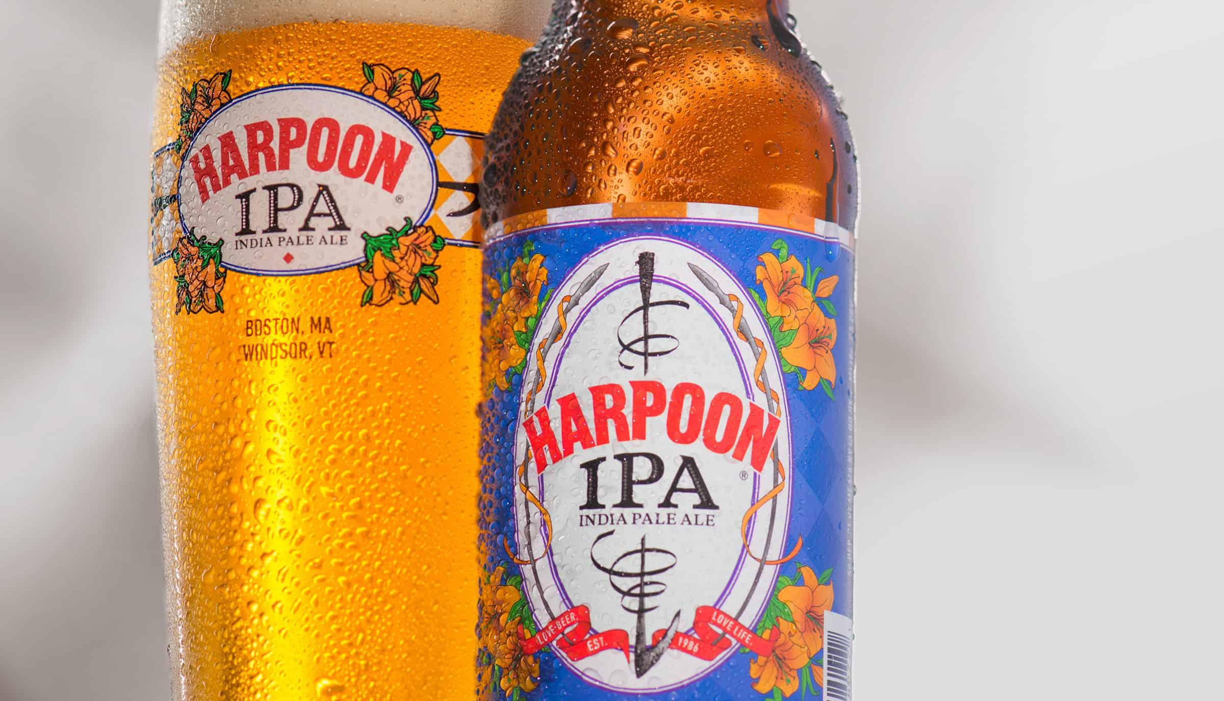 Harpoon IPA – shower beer