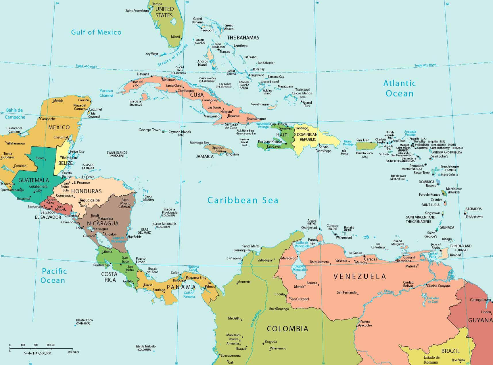 Hit Multiple Islands – travel tip caribbean islands