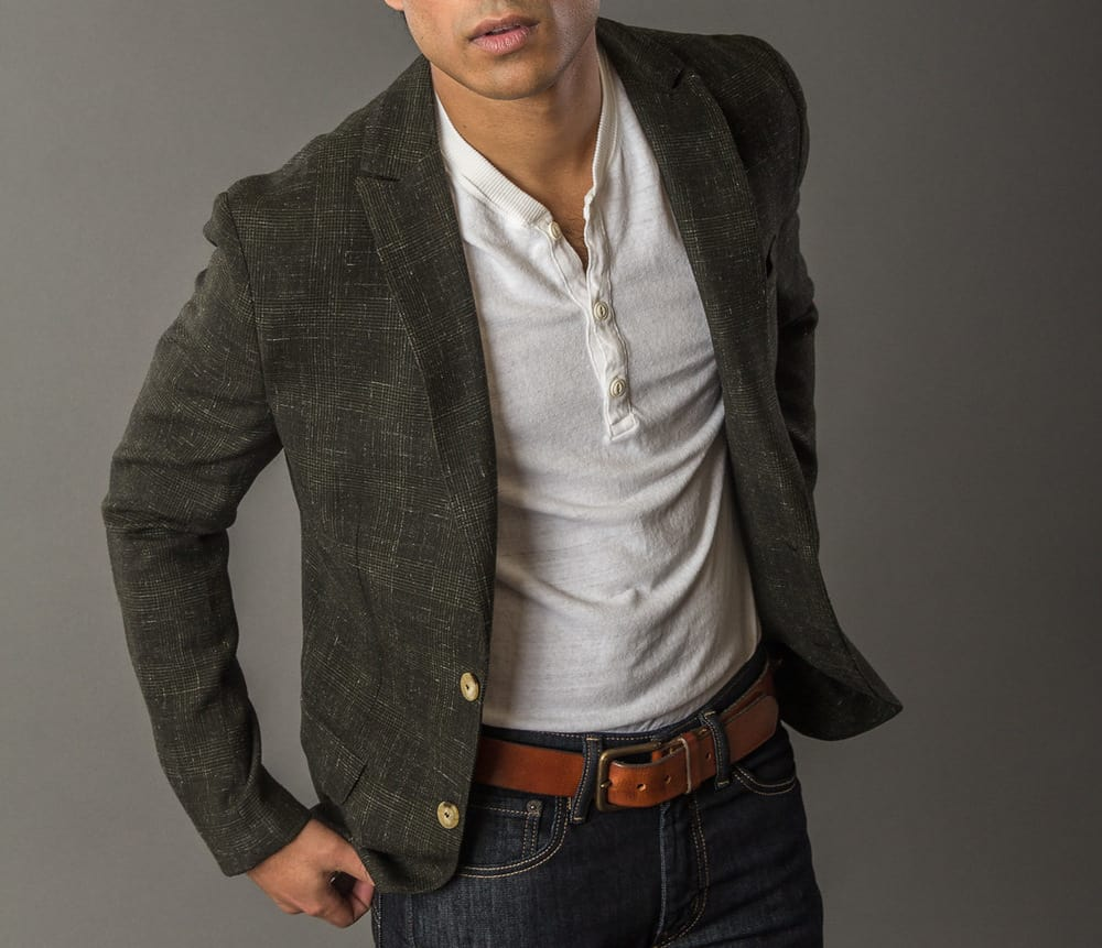 Jackets – business casual men