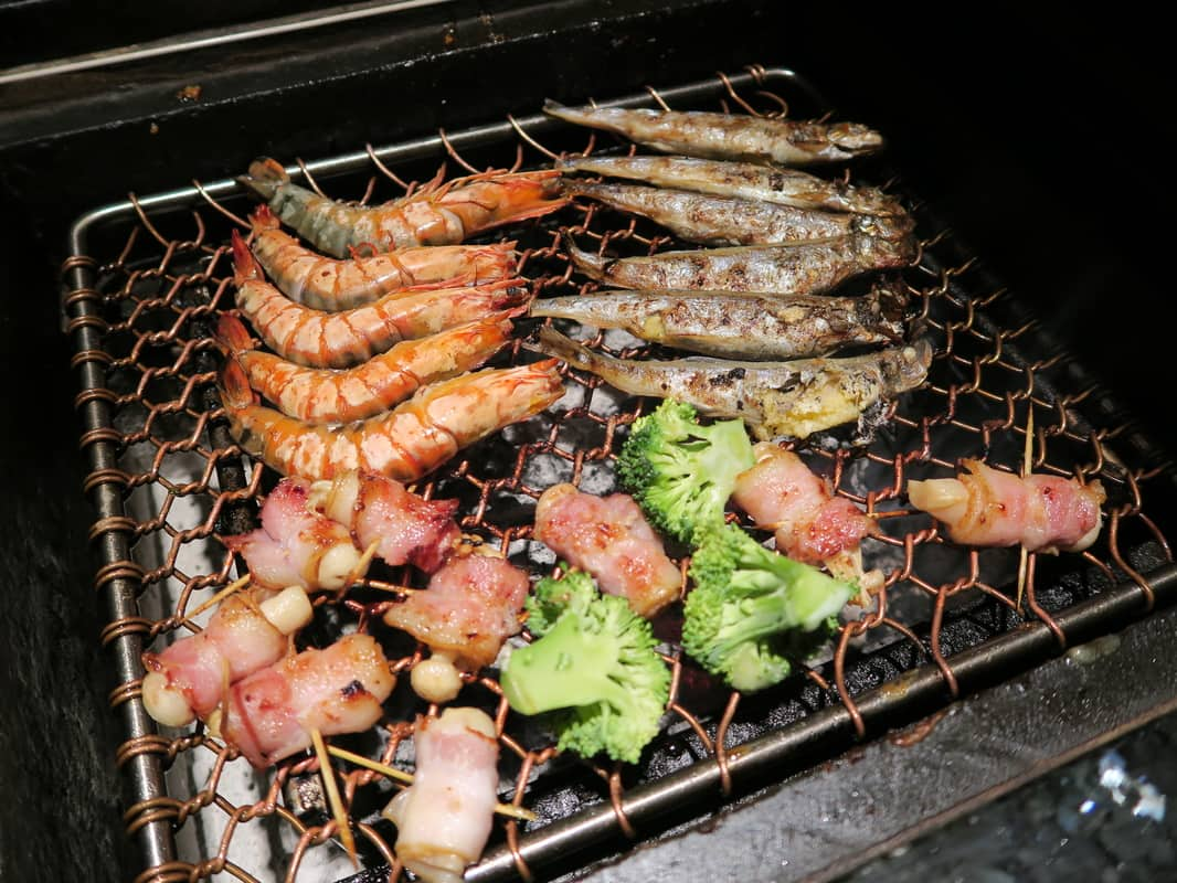 Japan – type of bbq