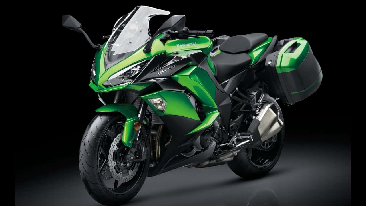 Kawasaki Ninja 1000 – japanese motorcycle
