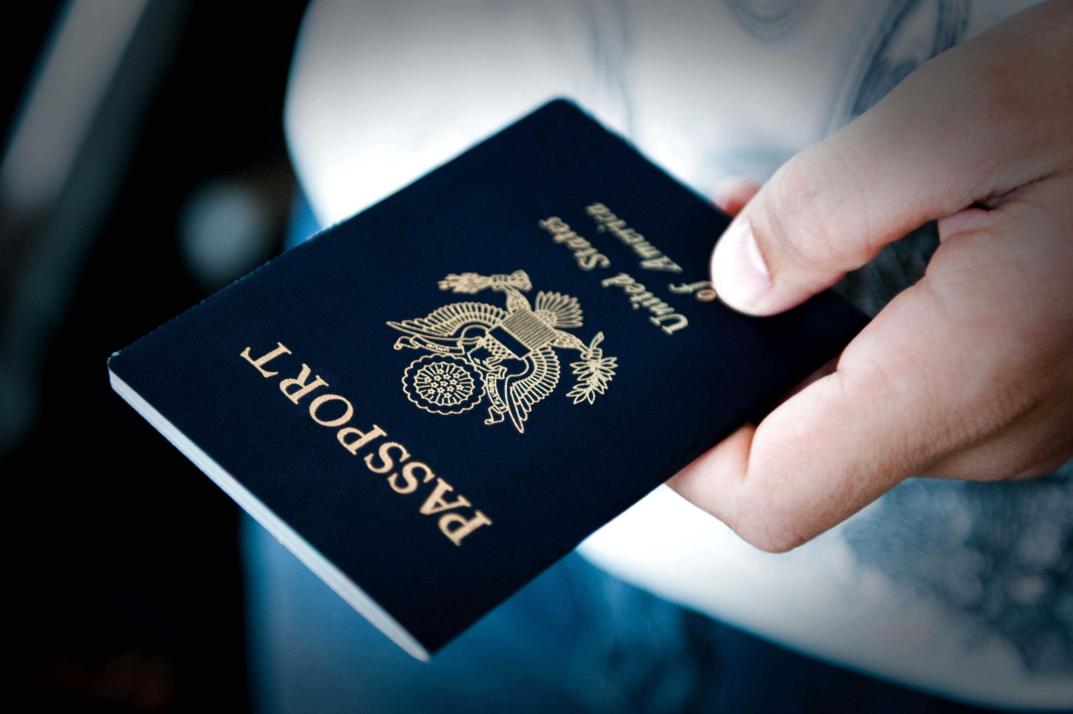 Keep Your Passport – travel tip caribbean islands