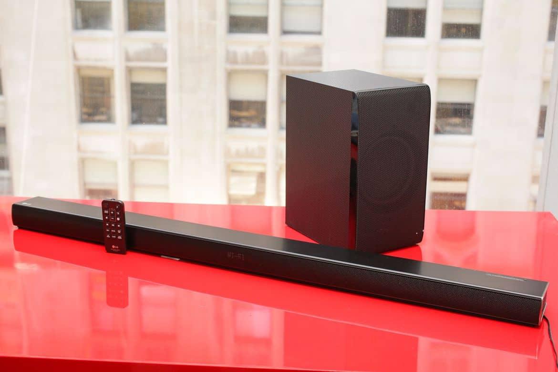 LG SH7B – soundbar