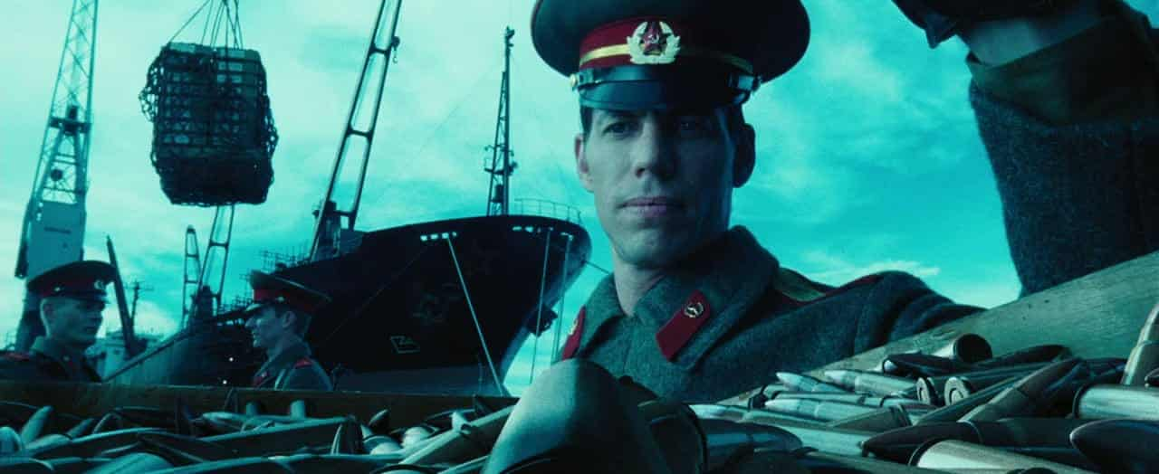 Lord of War – opening scene in movie