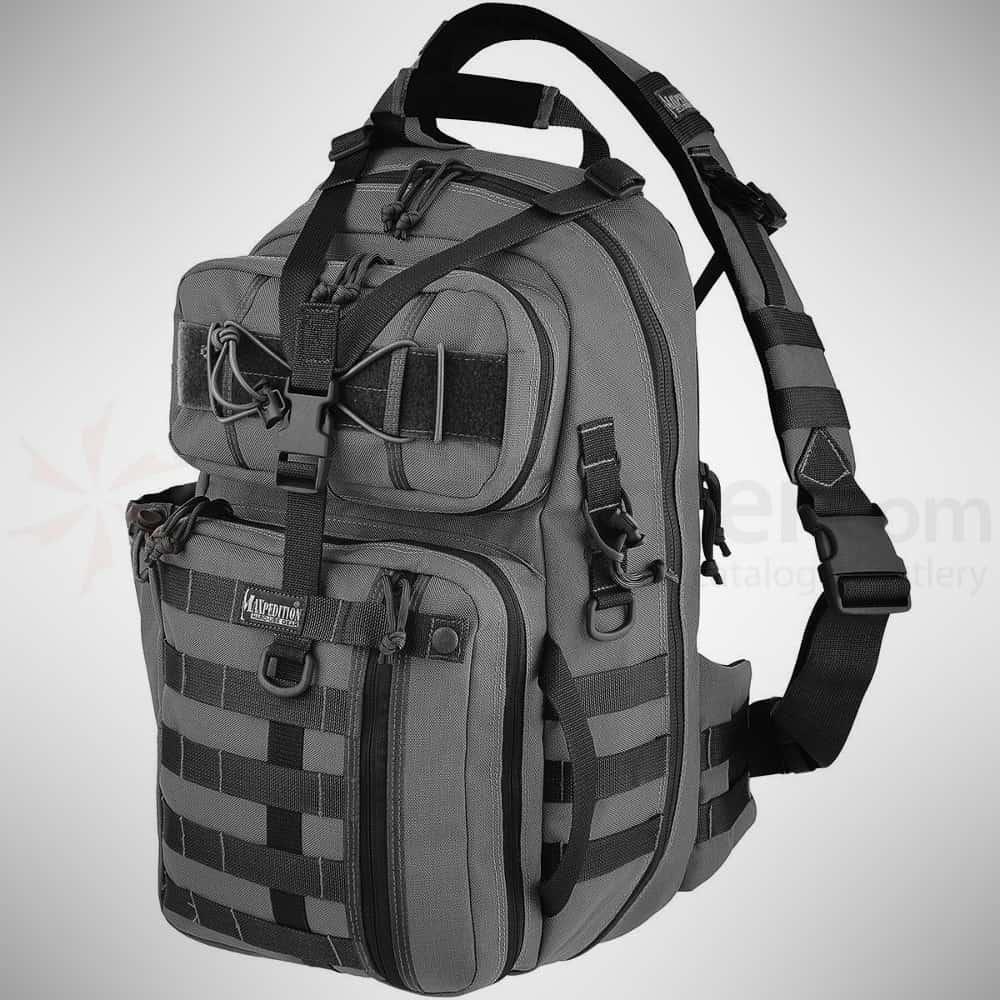 MaxpeditionKodiak Gearslinger – sling backpack