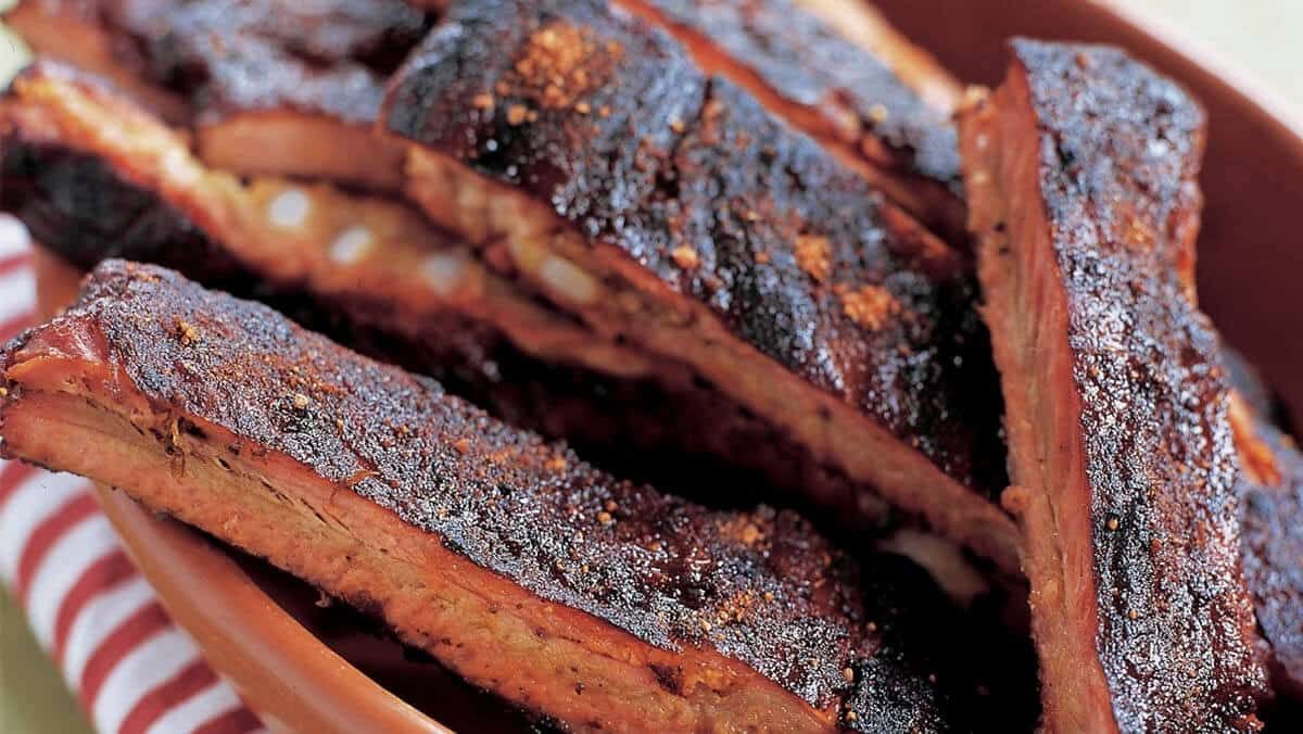Memphis – type of barbecue