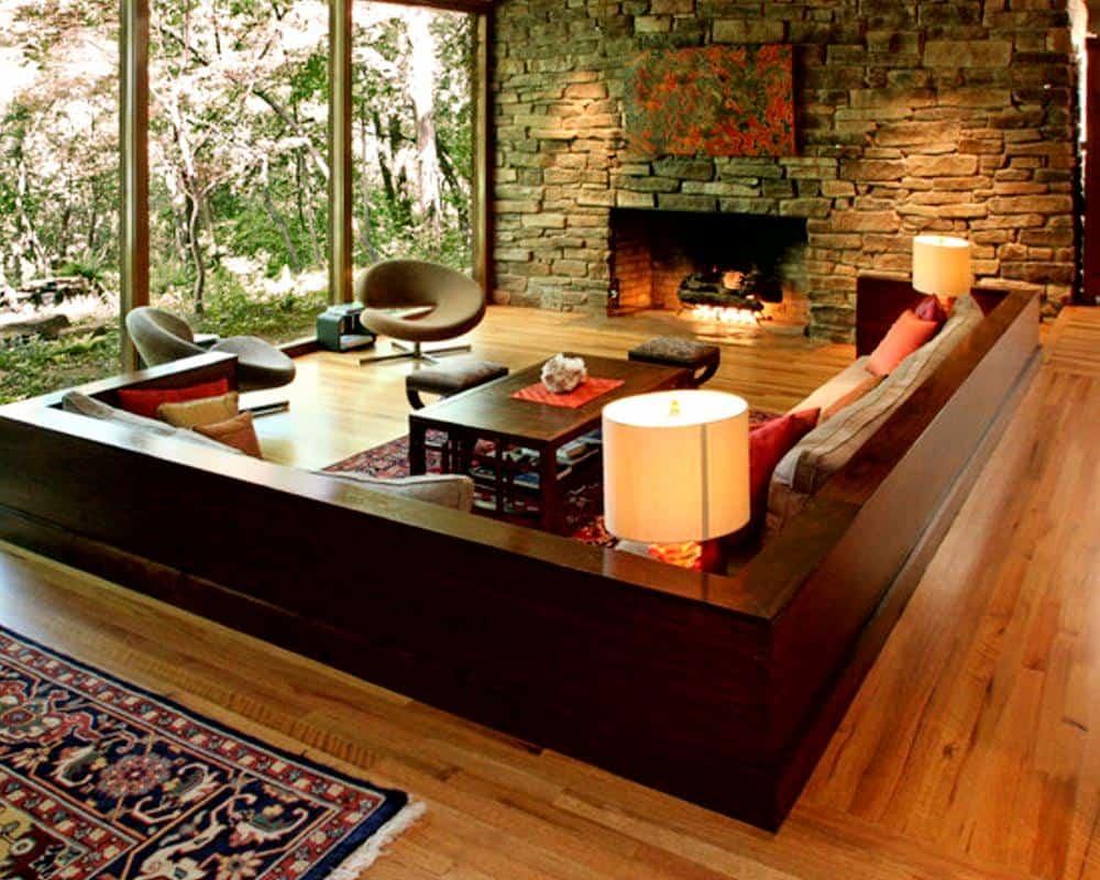 Natural – living room idea