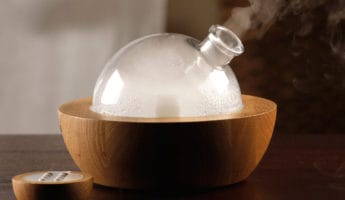 Nebulizing vs. Ultrasonic Essential Oil Diffuser 345x200 Aromatics: The 8 Best Essential Oil Diffusers