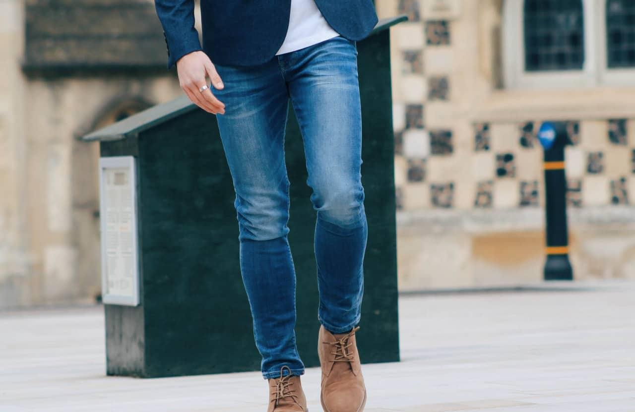 No Jeans – business casual men