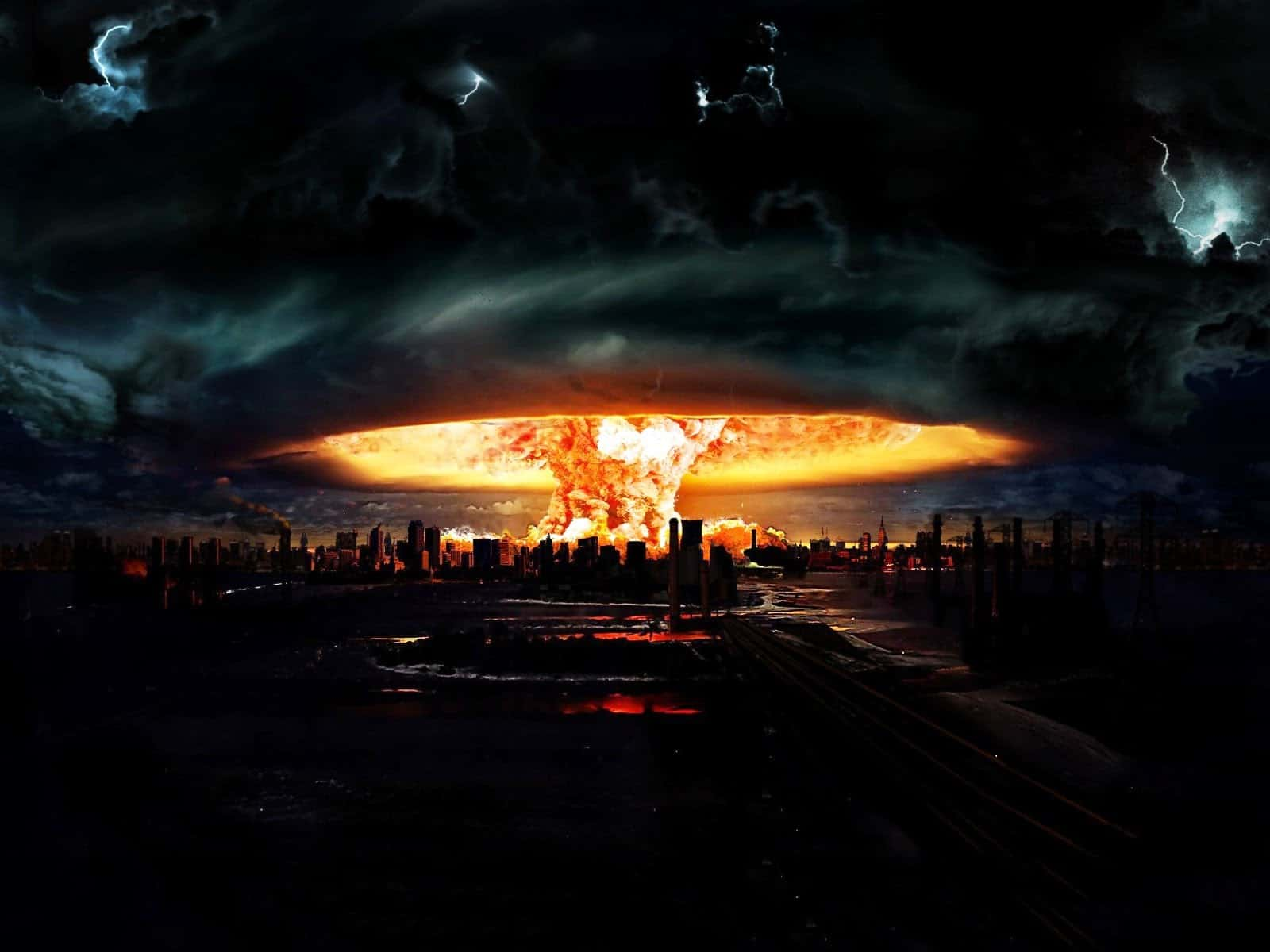 Nuclear Holocaust – doomsday scenario