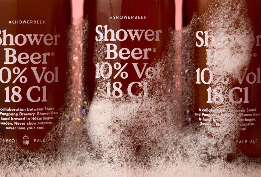 PangPang Brewery and Snask ShowerBeer