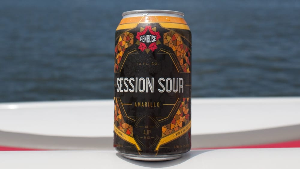 Penrose Session Sour – shower beer
