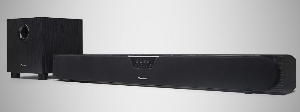 Pioneer SP-SB23W – soundbar