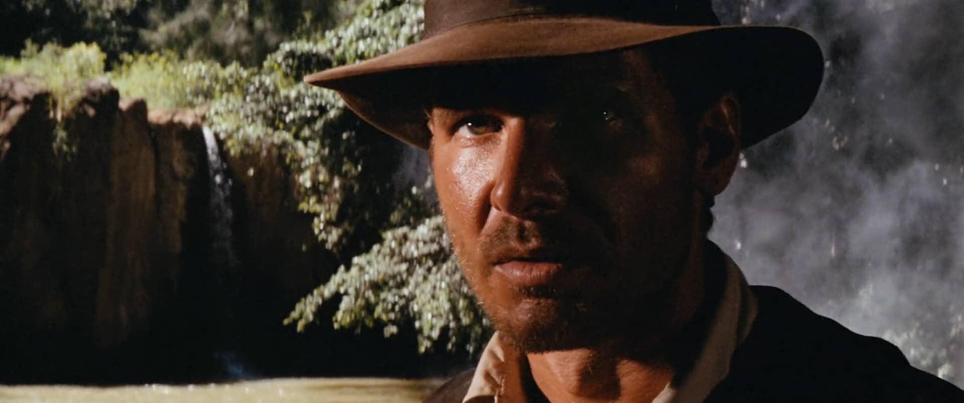 Raiders of the Lost Ark – opening scene in movie