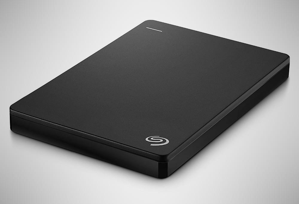 Seagate Backup Plus – external hard drive