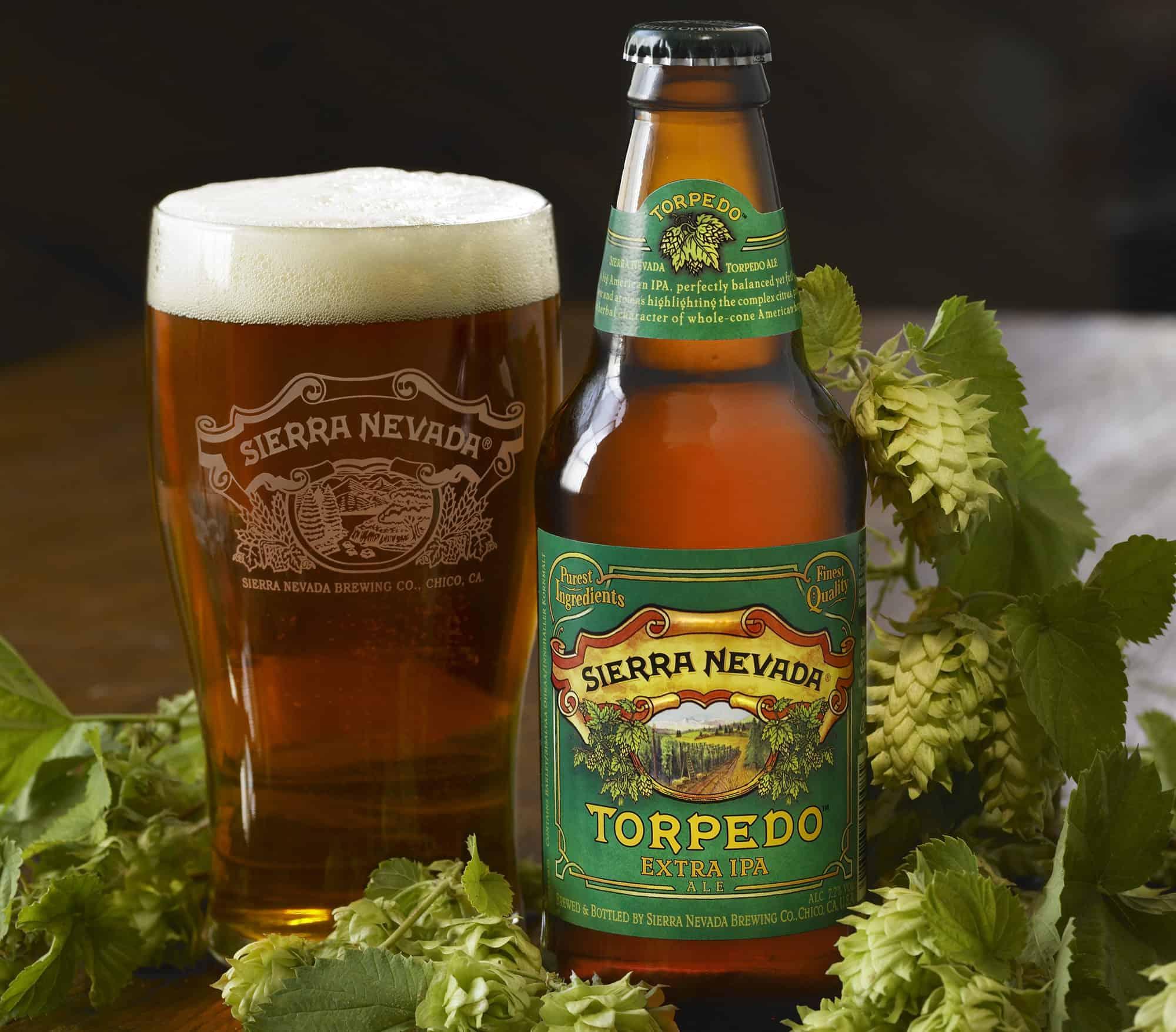 Sierra Nevada Torpedo – shower beer