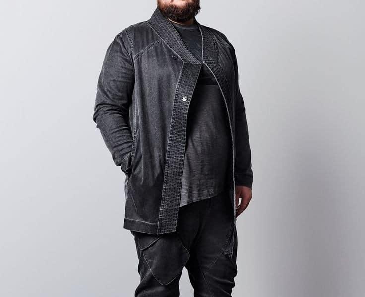 Slim Down – men dress for body type