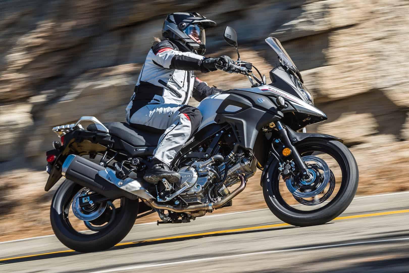Suzuki V-Strom650 & 650 XT – japanese motorcycle