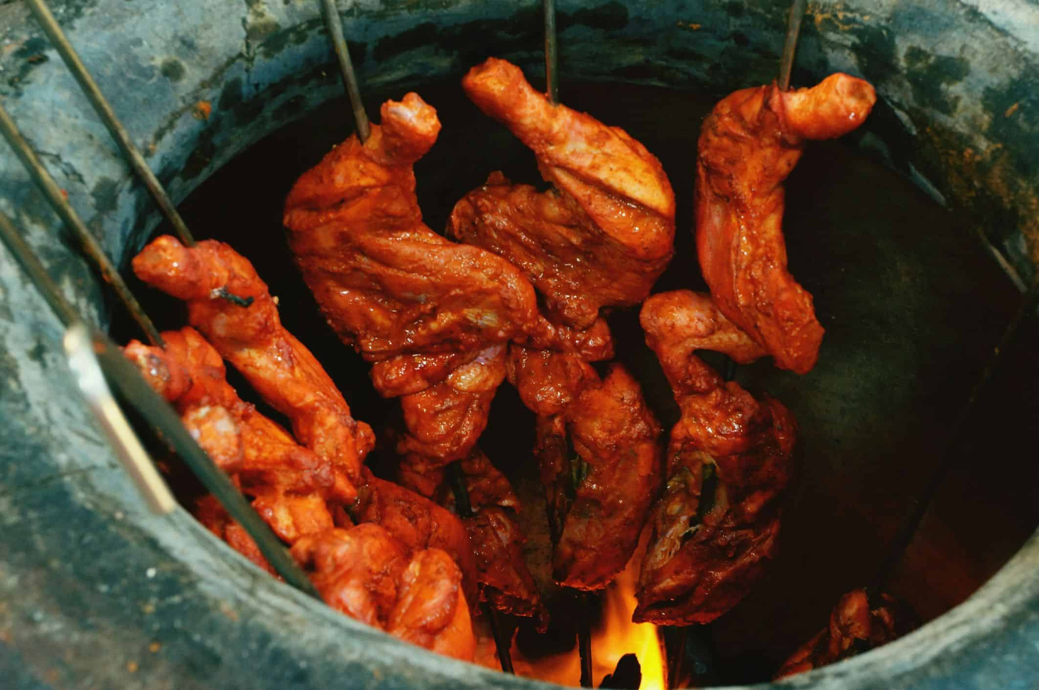 Tandoor – type of bbq
