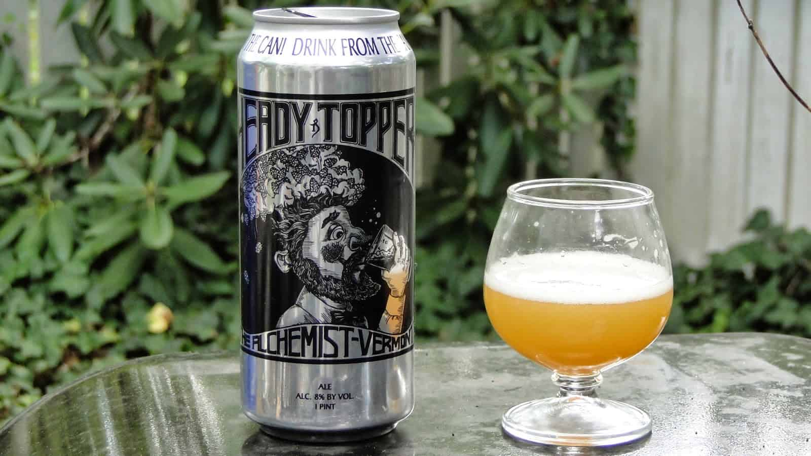 The Alchemist Brewery's Heady Topper – best tasting beer