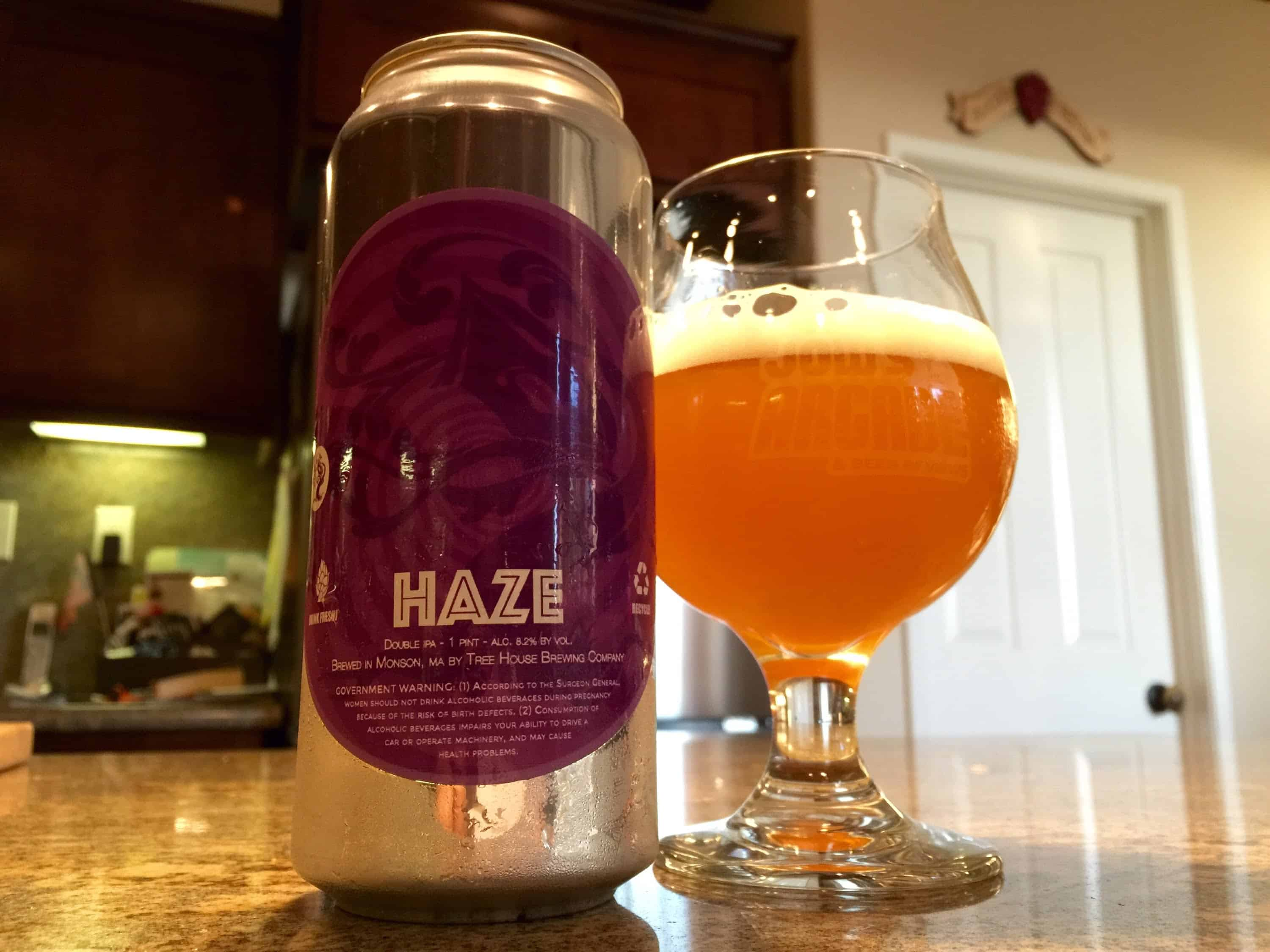Treehouse Haze – best tasting beer