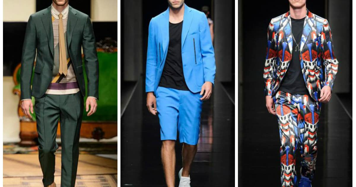 Trends – men dress for body type