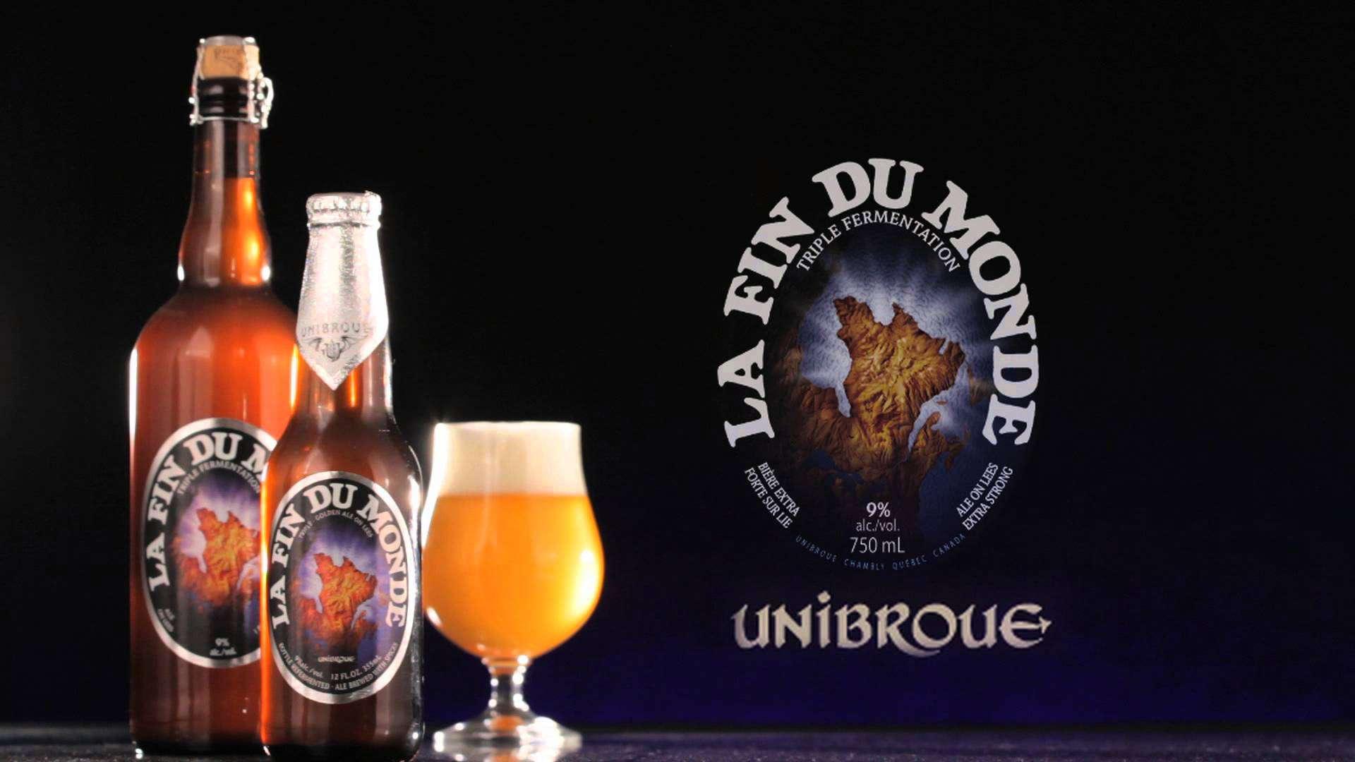Unibroue's La Fin du Monde – best tasting beer