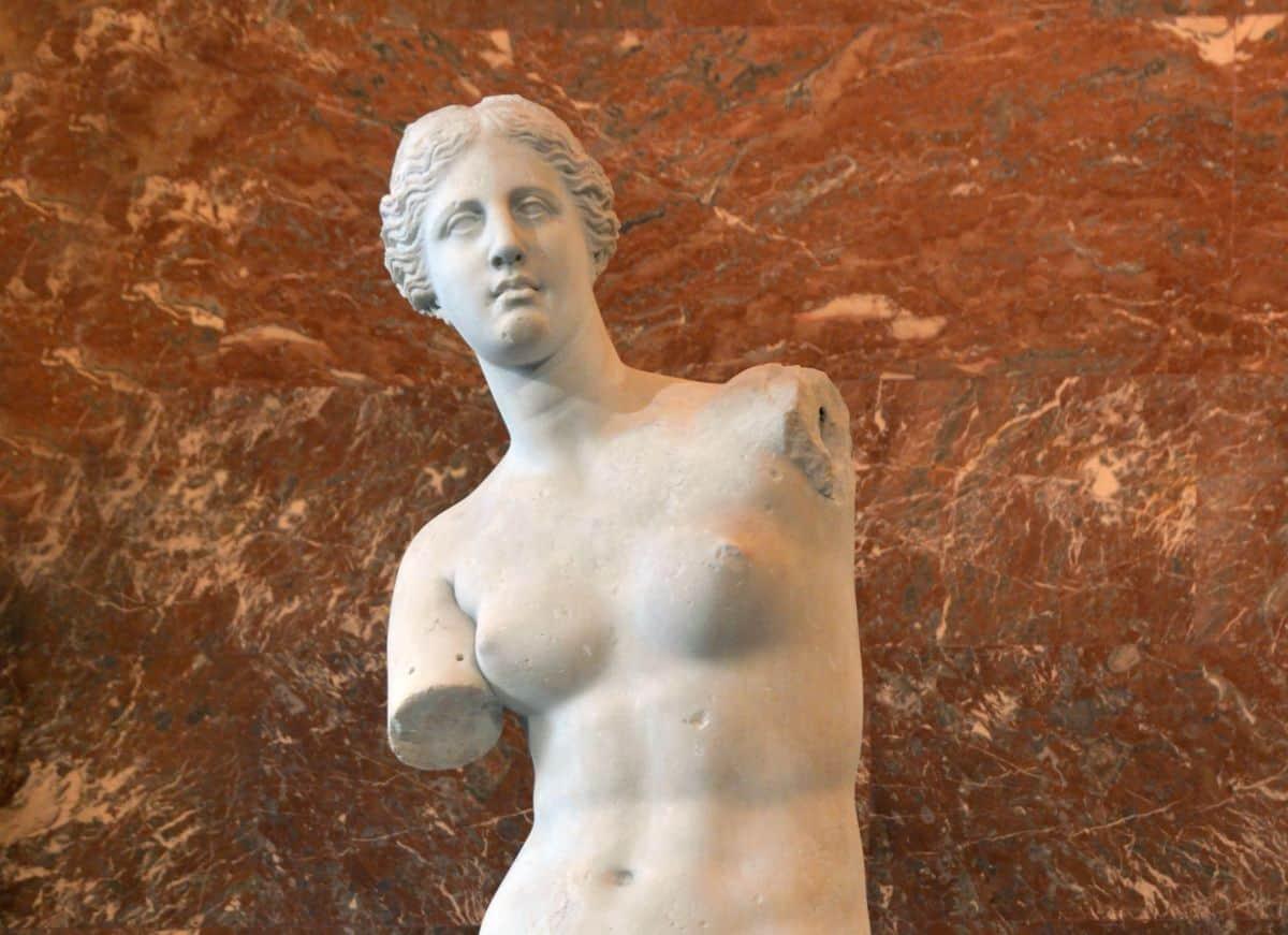 Venus de Milo – famous sculpture