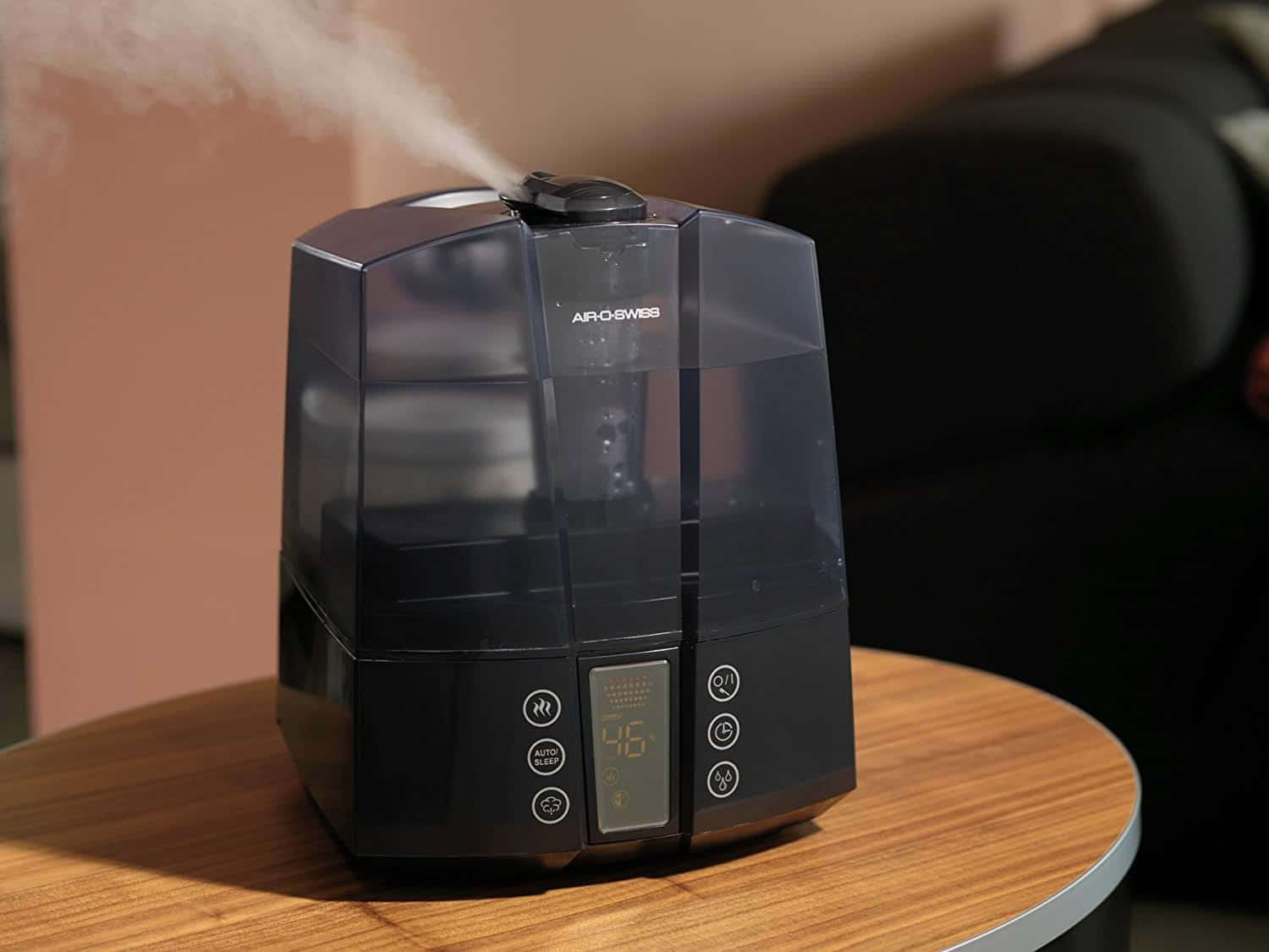 Warm vs Cool Mist – humidifier