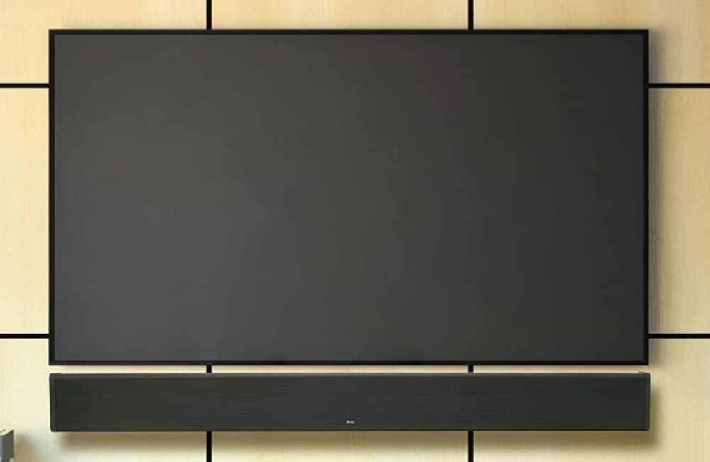 ZVOX SB700 Aluminum – soundbar